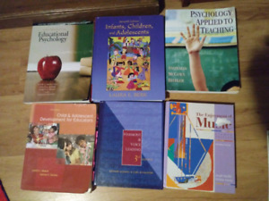 Music, Education textbooks