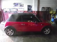 Mini Mini 1.6 ( Pepper ) One, Lots of extras, 12 months mot PX TO CLEAR.