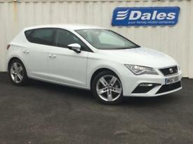 2017 Seat Leon 1.4 EcoTSI 150 FR Technology 5dr 5 door Hatchback