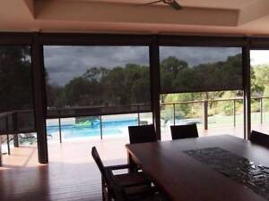 Outdoor Blinds! Made in Perth! Ziptrak! Wanneroo Wanneroo Area Preview