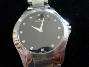 MOVADO Stainless Steel Modern Classic Men's Watch