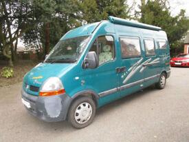 Devon Monaco 4 berth Fixed Bed Campervan Motorhome For Sale