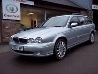 Jaguar X-Type 2.5 V6 Classic AWD 5 Dr Petrol Estate 194 BHP 81K MILES