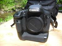 Canon 7D plus accessoires