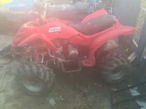 ATV 110 cc with reverse AS IS