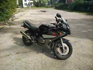 2009 Suzuki GS 500 F 31k Great Beginner Motorcycle Kitchener / Waterloo Kitchener Area image 1