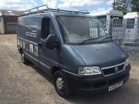 FIAT DUCATO 2006 2.3 JTD not transit relay dispatch iveco sprinter