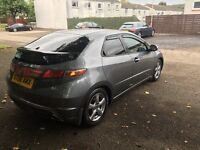 Honda Civic se 2006 petrol manual 80k miles mot june17