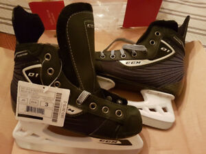 CCM Junior 01 Custom Hockey Skates