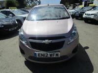 2012 Chevrolet Spark 1.0 + 5dr