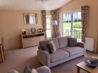Lodge for sale by the coast Devon stunning woodland park open 12 months