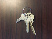 Keys found on Sherbrooke/St-Urbain