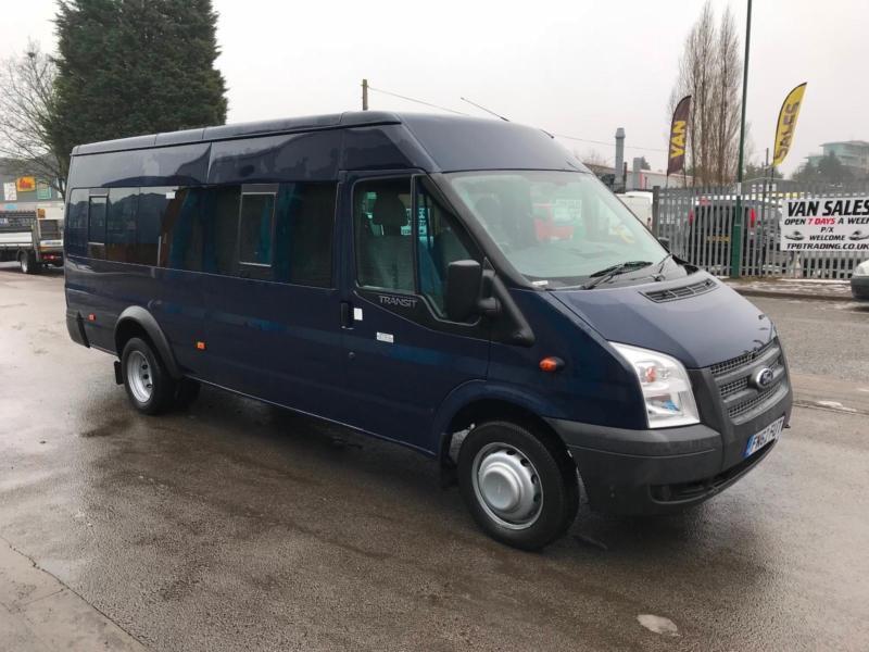 be1687cce3 Ford Transit 2.2TDCi ( 135PS ) ( EU5 ) ( RWD ) 430EL HDT Med Roof 430 LWB EL
