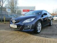 2012 Mazda Mazda6 2.0 Sport 5dr Hatchback Petrol Automatic