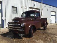 1951 Fargo project truck