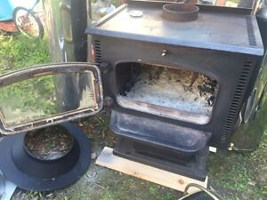 Wood burning stove great for hunt camp, cottage shed or garage  Peterborough Peterborough Area image 2
