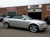 Convertible Audi A4 available for sale, mint condition!