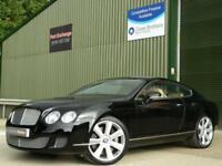 2008 BENTLEY CONTINENTAL GT COUPE PETROL