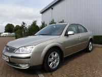 Ford Mondeo 2.5 V6 Ghia Left Hand Drive(LHD)