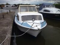 Dayboat or fishing boat