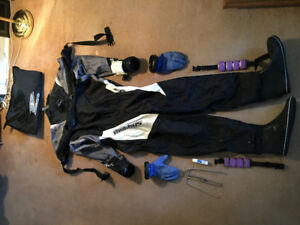 Scuba Diving Gear (Drysuit $1250, other gear priced separately)