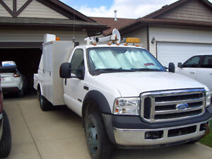 2007 Ford F-550 Other