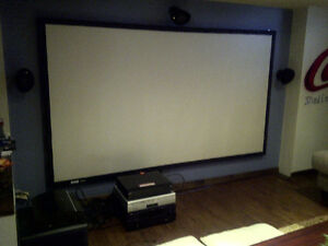PROJECTOR SCREEN MOVIE QUALITY
