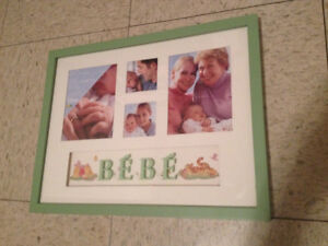 New bebe picture frame Winnie the pooh