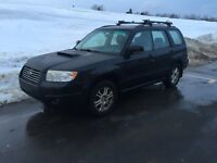 2006 forester xt turbo 5 speed