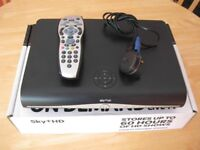 Sky+ Plus HD box DRX890WL-C integrated wifi 500GB hard drive 3D Ready in excellent working order