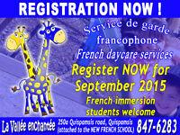 ARCf de Saint-Jean, Daycare service