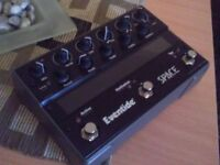 Eventide Space Digital Reverb Effects Pedal