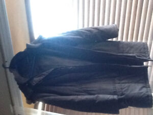 Variety of winter coats (size large)