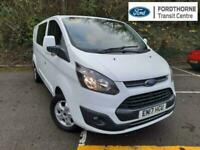 2017 Ford Transit Custom 2.0 TDCi 290 Double Cab-in-Van L2 H1 6dr (EU6)