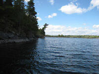 Lake of the Woods - Sioux Narrows