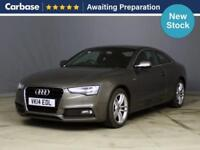 2014 AUDI A5 3.0 TDI 204 S Line 2dr Multitronic Coupe