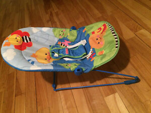 Baby Bouncer Fisher-Price in good condition. Siège sauteur.