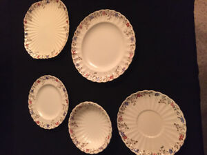 Antique Spode china set