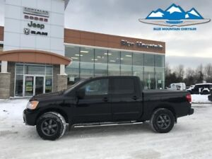 2014 Nissan Titan PRO-4X  ACCIDENT FREE, NAVIGATION, BLUETOOTH M