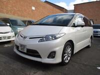 2009 Toyota previa Estima Aeras G Edition 8 seater Both Electric Doors