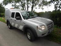 2008 Ford Ranger 2.5TDCi ( 143PS ) 4x4 D/Cab ( A/C ) Double Cab