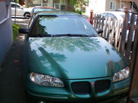 1998 Pontiac Grand Am Autre