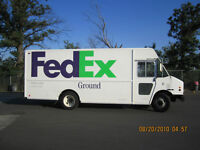 Route Driver for Contractor with FedexGround