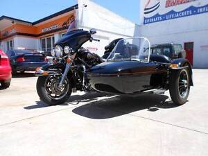 2001 HARLEY DAVIDSON FLHTCUI ULTRA CLASSIC ELECTRA GLIDE SIDE CAR Hendon Charles Sturt Area Preview