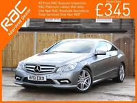 2011 Mercedes-Benz E Class E220 CDI Turbo Diesel Sport Edition 125 Blue Efficien