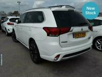2017 Mitsubishi Outlander 2.0 PHEV Juro 5dr Auto - SUV 5/7 Seats (Delete As Appr