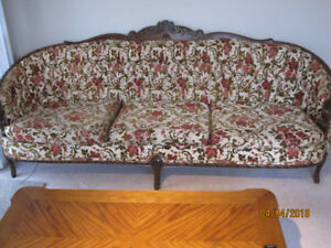 Beautiful Antique looking sofa