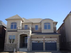 5 Bdrm Detached House on Rent at Gore and Mayfield in Brampton