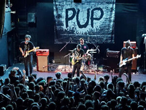 VIP Tickets for Pup, Twin Peaks & Charly Bliss - July 21 @ Echo