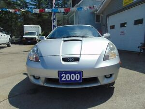 2000 Toyota Celica GTS Coupe (2 door)